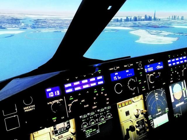 Traumjob in 10.000 Metern: Wie man im Cockpit landet