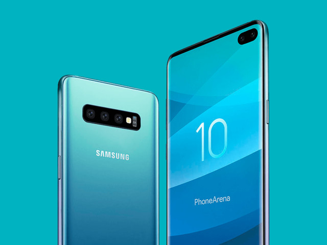 Samsung Galaxy S10: Alle Specs, alle Daten, alle Infos