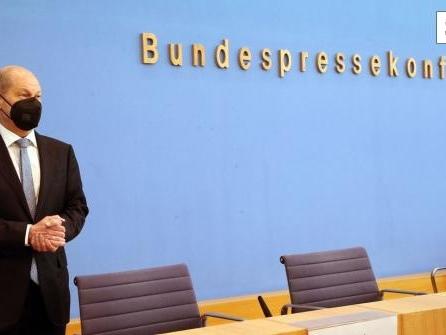 Scholz sieht Deutschland finanziell gewappnet