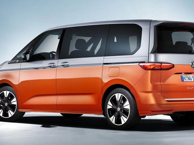 Vorstellung: VW Multivan T7