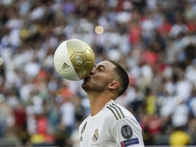Von Hazard bis Jovic: Real Madrid dreht am Millionenrad