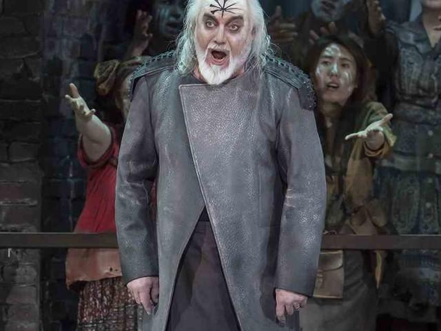 Weltweit gefragter Opernsänger: Sir John Tomlinson steht bei den Kurpark Classix auf der Bühne