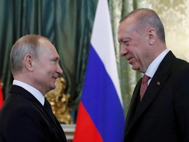 """Rüstungshandel zwischen Russland und Türkei: S-400-Kauf laut Erdogan ein """"abgeschlossener Deal"""""""