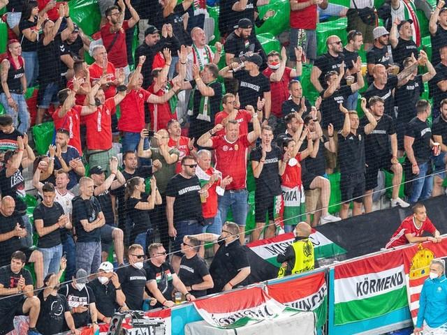 EM: Ungarische Fans beim DFB-Spiel mit homophoben Beleidigungen – Polizei verhindert Blocksturm