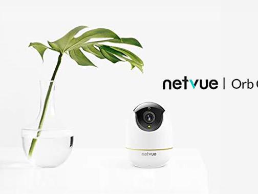 Indoor-Kamera mit App-Steuerung: Mit Code für 17 Euro