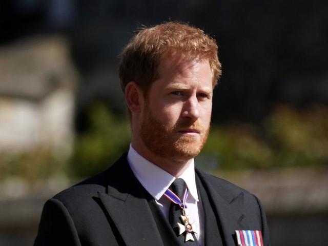 Prinz Harry zeigte sich überraschend in britischer Öffentlichkeit