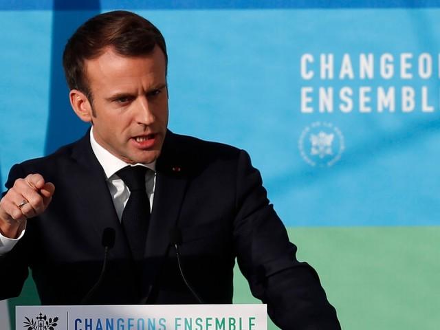 Macron will AKW an deutsch-französischer Grenze 2020 schließen