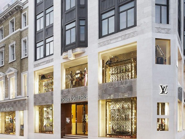 Ladenmieten: New Bond Street überholt die Champs Élysées