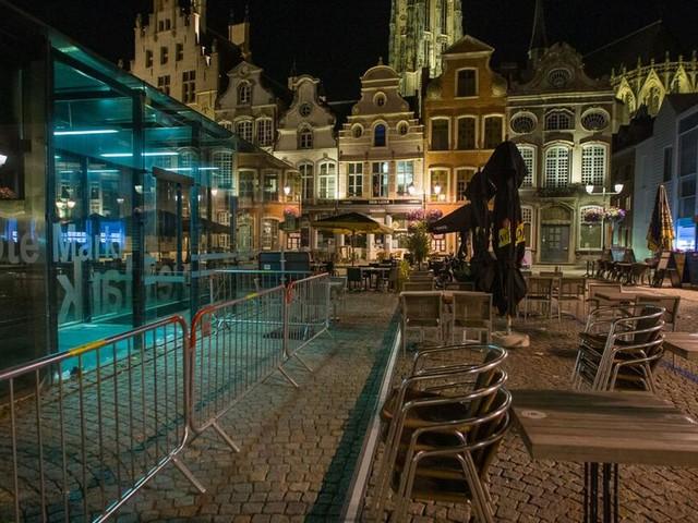 Auswärtiges Amt warnt vor Reisen in die belgische Provinz Antwerpen