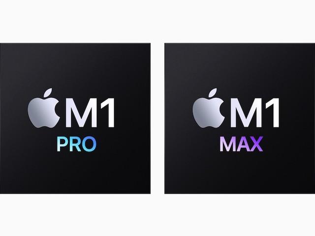 MacBook Pro 2021: M1 Pro und M1 Max liefern Desktop-Leistung bei besserer Energieeffizienz