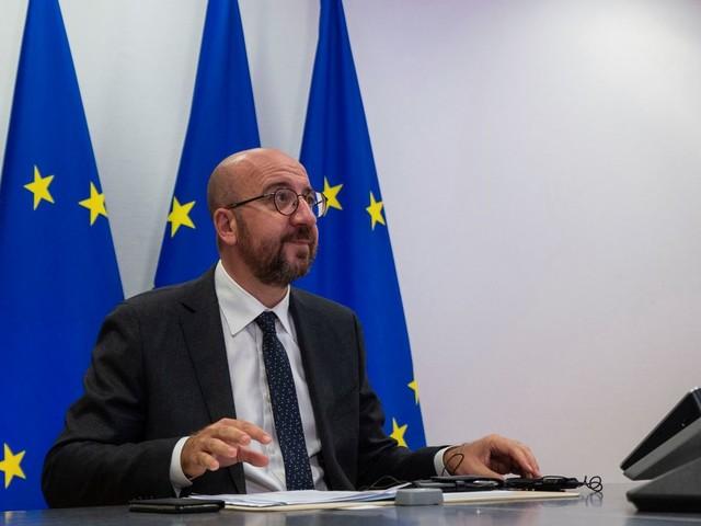 Ratspräsident in Quarantäne - EU-Gipfel verschoben