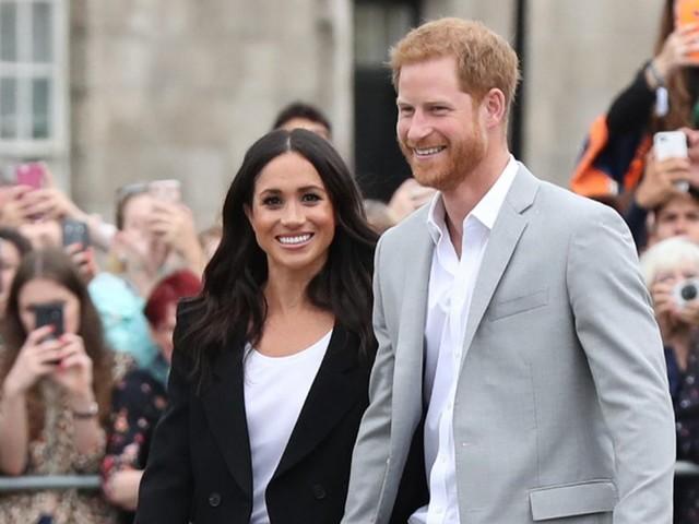 Herzogin Meghan + Prinz Harry: Sie zeigen sich nach der Geburt ihrer Tochter wieder in der Öffentlichkeit