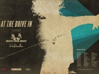 At The Drive-In Vs. Death From Above