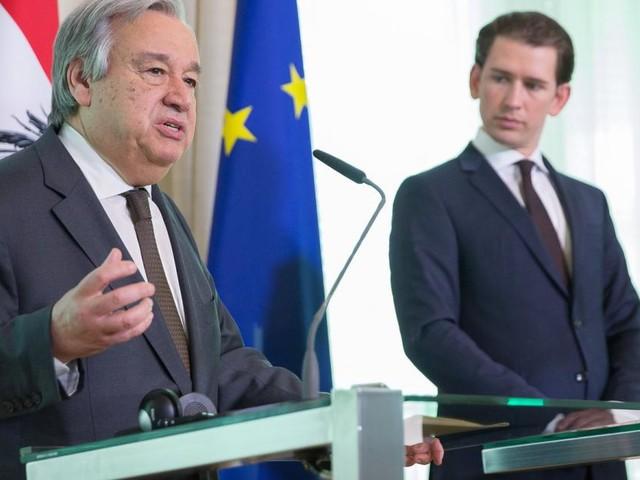 Kurz reist in die USA: Treffen mit Guterres und Rede vor UNO