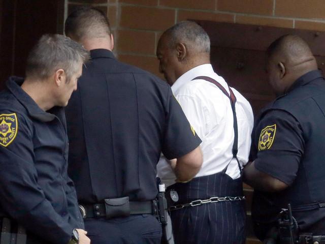 Ex-Serienstar Bill Cosby sitzt im Gefängnis