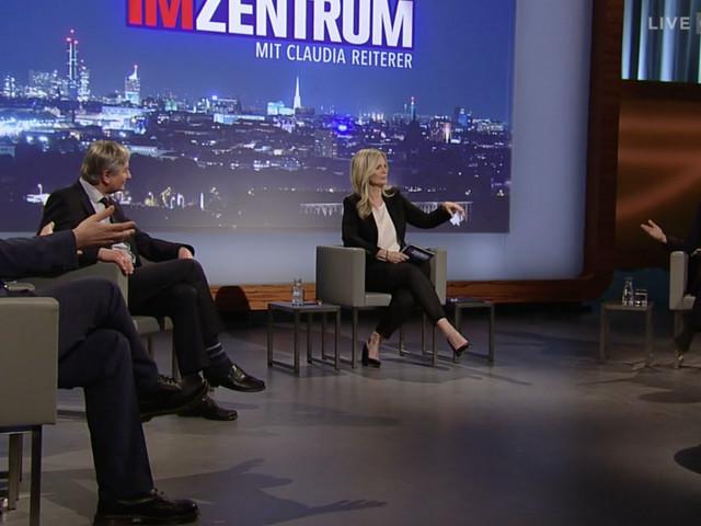 """ORF-Talk zum Impf-Zwist: """"Na ja, das sind Beamte"""""""