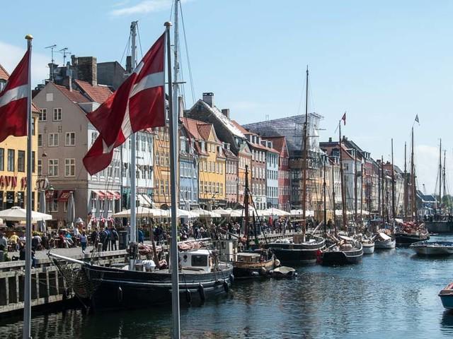 Per Bahn nach Kopenhagen reisen
