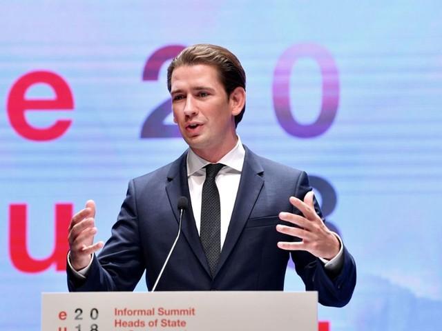Österreich: Sebastian Kurz kritisiert Warnung vor bestimmten Medien