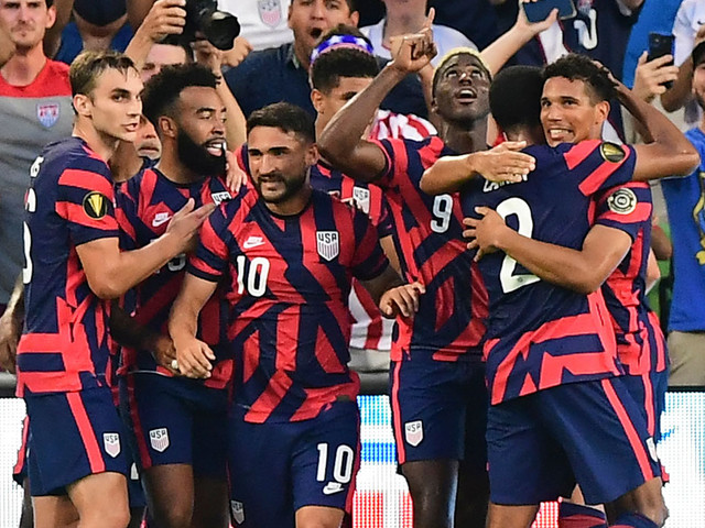 International: Gold Cup: USA machen Traum-Finale perfekt