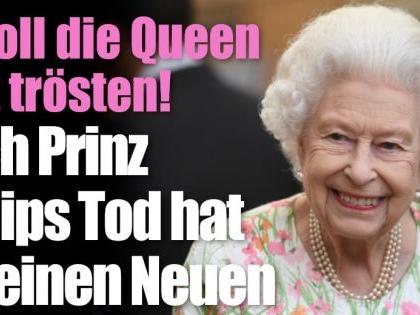 Queen Elizabeth II.: ER soll sie jetzt trösten! Nach Prinz Philips Tod hat sie einen Neuen