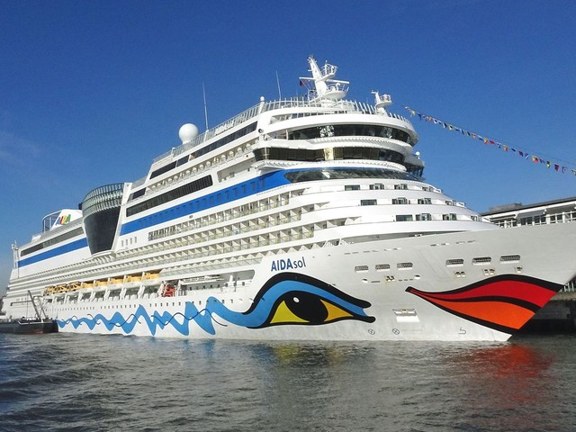 Coronavirus: Aida Cruises führt Impfpflicht auf allen Schiffen ein