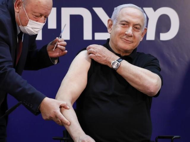 """Israel: """"Impfen, impfen, impfen"""" als Wahlkampfschlager"""