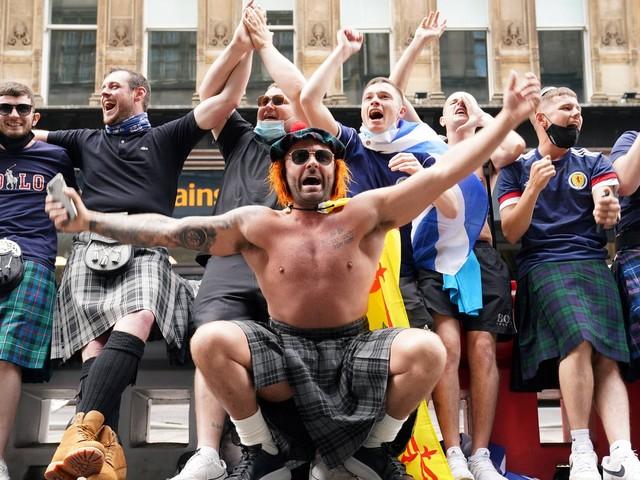 Traditionsduell im Wembley: Bis zu 20.000 Schotten reisen nach England