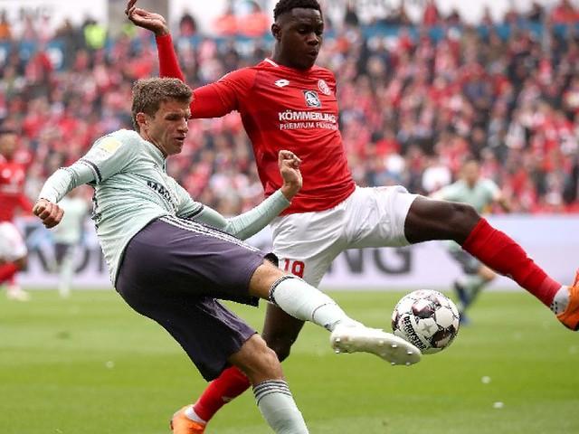 Bundesliga Im Live Ticker Fsv Mainz 05 Fc Bayern 01 Goretzka