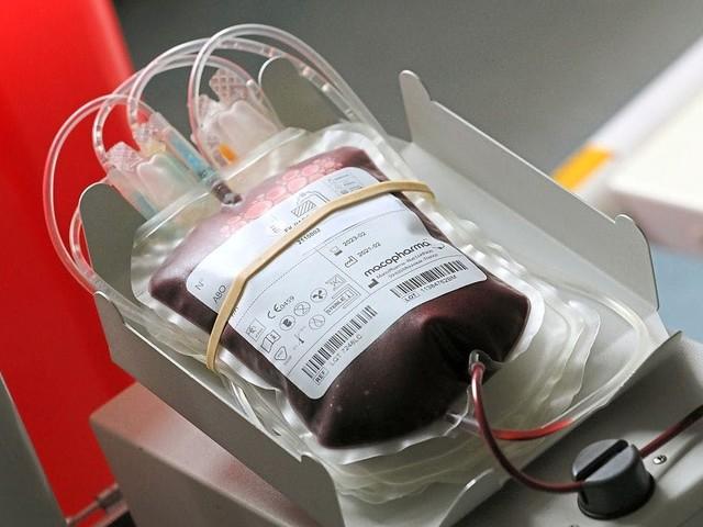 Nach dem Hochwasser fehlen Blutkonserven