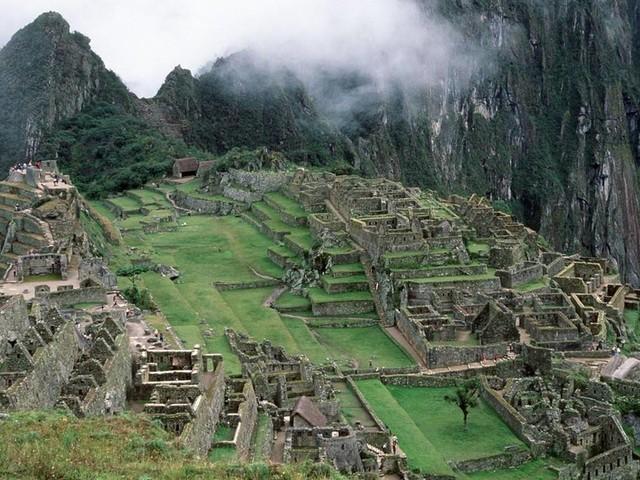 Machu Piccu in Peru: Touristen verrichten Notdurft in Inka-Tempel – jetzt drohen ihnen mehrere Jahre Haft