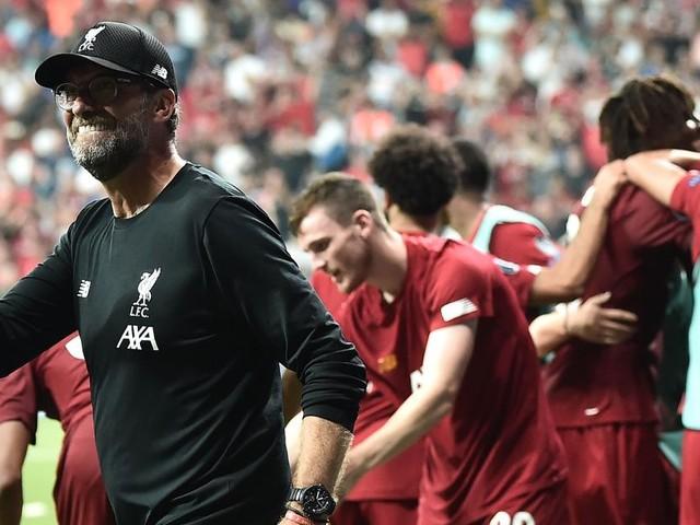 "Klopp nach Liverpools Supercup-Sieg: ""Es ist brillant"""