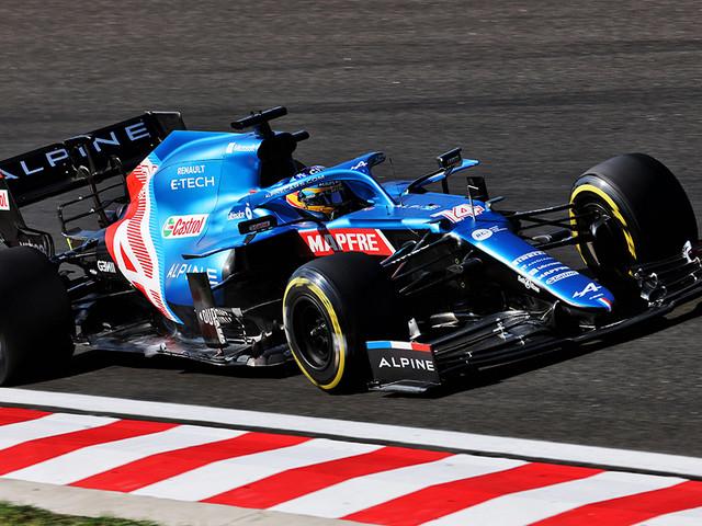 Formel 1: Fernando Alonso Alonso hilft Verstappen gegen britische Übermacht