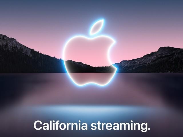 "Apple ""California streaming""-Event: Wallpaper als Download"
