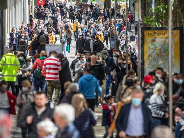 Bevölkerung in Deutschland erstmals seit 2011 nicht gewachsen