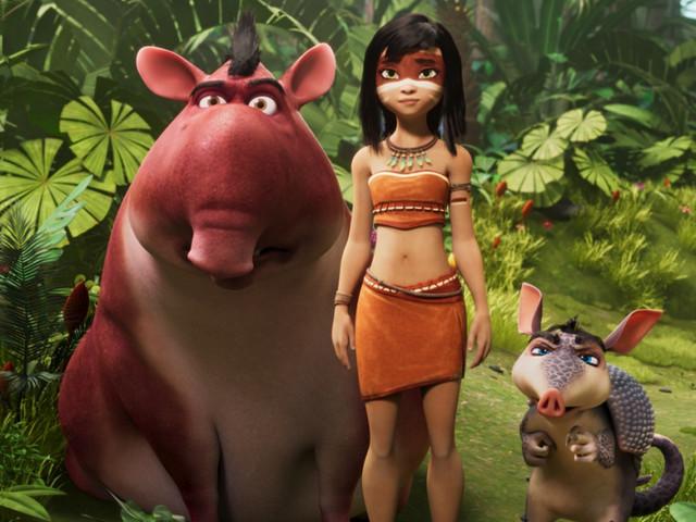 AINBO - Hüterin des Amazonas