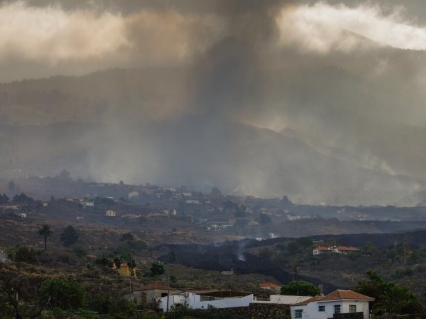"""Naturkatastrophe: Kanaren: """"Viele wollen den Vulkanausbruch miterleben"""""""
