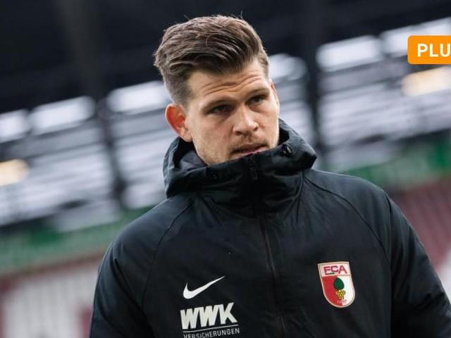 """Niederlechner beklagt den """"Angsthasenfußball"""" des FCA gegen Freiburg"""