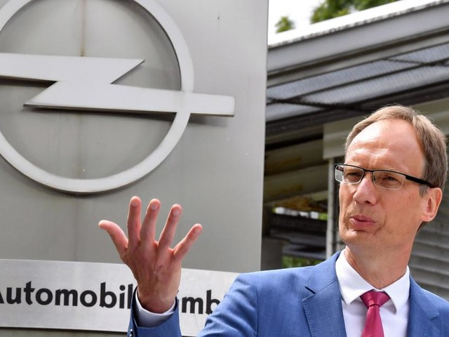 Opel-Chef Lohscheller wechselt zu vietnamesischem E-Auto-Spezialist