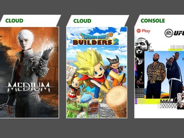 Xbox Game Pass: In der ersten Juli-Hälfte mit UFC 4, Farming Simulator 19 und Dragon Quest Builders 2