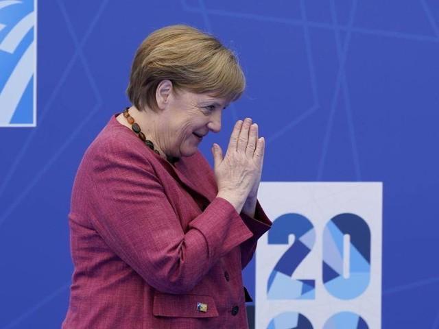 Treffen in Brüssel: Nato-Gipfel: Merkel spricht von Neuanfang
