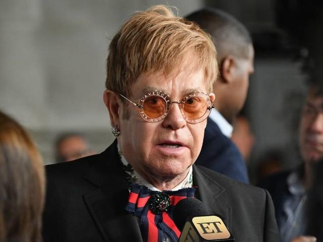 """Elton John ist """"enttäuscht"""" vom """"König der Löwen""""-Remake"""