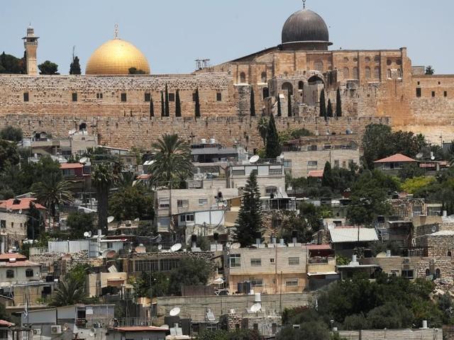 Jüdische Besucher auf dem Tempelberg erzürnen arabische Länder