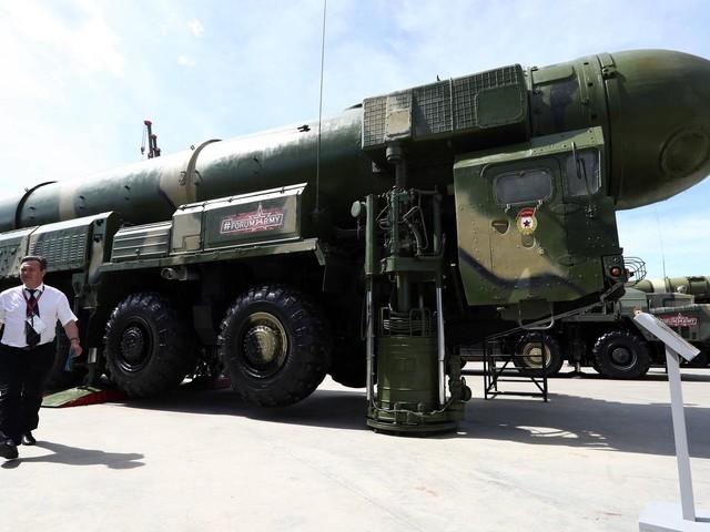 Russland feuert Interkontinentalrakete ab