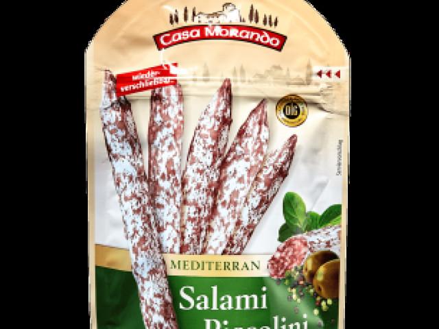 Aldi Nord - Wegen Salmonellen: Discounter ruft Mini-Salami zurück