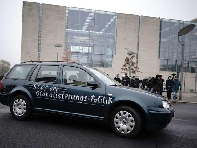 Vorfall am Kanzleramt: Bestand Gefahr für Bundeskanzlerin Angela Merkel?
