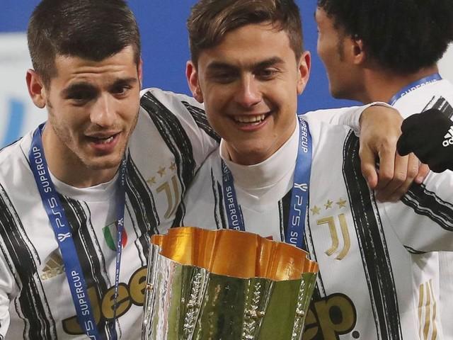 Rückschlag für Juventus: Dybala und Morata fallen aus