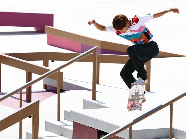 Streetstyle: Tricks bei Olympia: Skateboard-Premiere sorgt für Coolness – und die Traditionalisten wundern sich