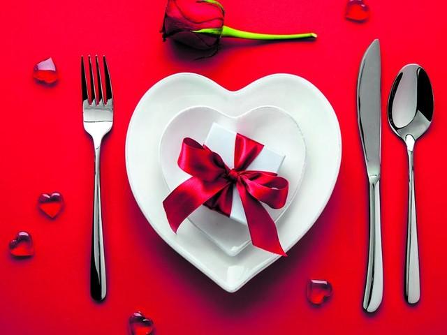 Valentinstag zum Mitnehmen in St. Pölten