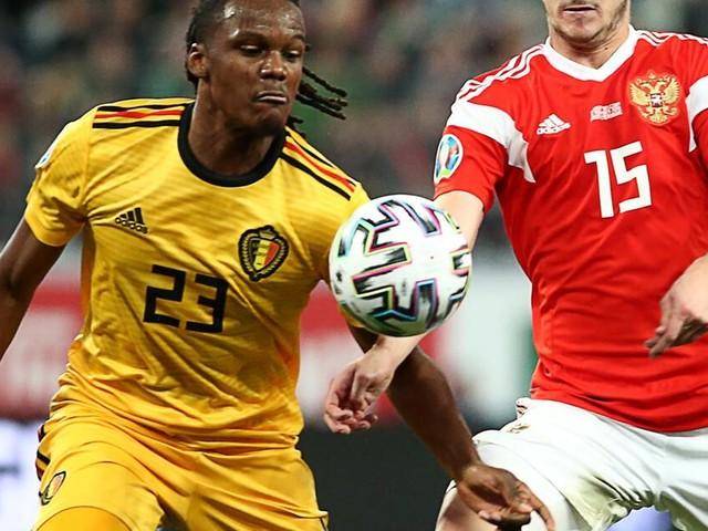 Kuriose Panne: Hertha-Profi Dedryck Boyata spielt im falschen Belgien-Trikot