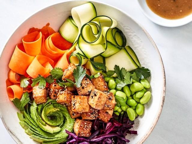 Geheimrezept von Guidos Mann: Heute gibt's vegetarische Pokébowl